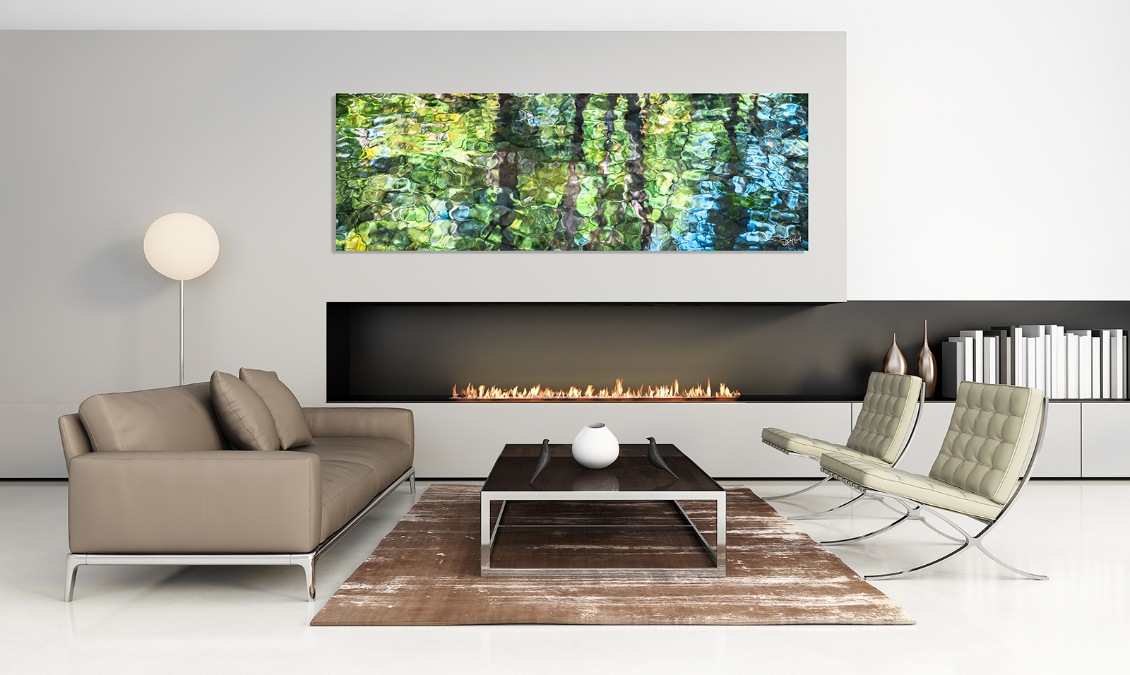contemporary, gas, fire, interior, luxury, fireplace, lounge, design, minimal, modern, flame, atmosphere, home, house, white...